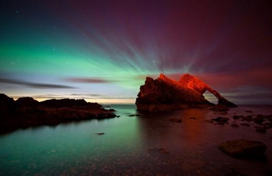 20. Bow Fiddle Rock(スコットランド)
