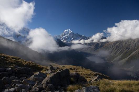 28. クック山(ニュージーランド)