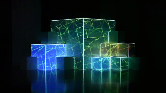 9_cubes_-_Projection_Mapping1