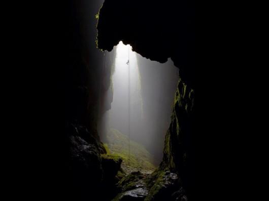 21.ワイトモ洞窟(ニュージーランド)